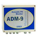 ADM-9 — система контроля изоляции высоковольтного оборудования по частичным разрядам при помощи акус ...