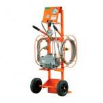 DILO 3-001-4-R022 — устройство для откачки воздуха и заполнения элегазом (с весами)