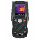 DT-898 — мультиметр TRMS с встроенным тепловизором