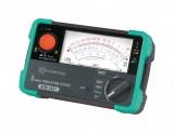 KEW 3431 — аналоговый мегаомметр (измеритель сопротивления изоляции)