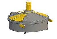 Бетоносмеситель планетарный противоточный БПП-3В-3000, фото 1