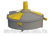 Бетоносмеситель планетарный противоточный БПП-3В-3000