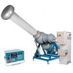 УИВ-395 — установка для испытания высоким напряжением