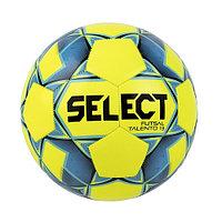 Мяч минифутбольный Select Futsal Talento 13 U-13 852617-552 yellow/blue/black