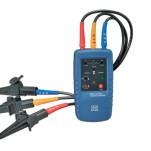 DT-902 — индикатор порядка подключения обмоток электродвигателя и порядка чередования фаз