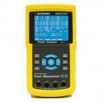 АСМ-3192 — анализатор мощности 3-фазный
