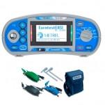 MI 3100 S — многофункциональный измеритель параметров электроустановок с комплектом для измерения со ...
