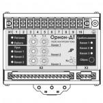 Орион-ДТ — микропроцессорное трехканальное реле контроля постоянного тока