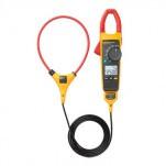 Fluke 376 FC — токовые клещи True-RMS c функцией беспроводной связи с датчиком iFlex