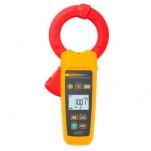 Fluke 369 FC — токоизмерительные клещи для измерения истинных среднеквадратичных значений тока утечк ...
