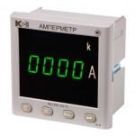 PA195I-2xxx — амперметр постоянного тока, одноканальный