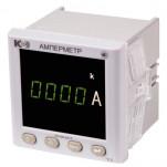 PA195I-9xxx — амперметр постоянного тока, одноканальный