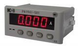 PA194I-5X1 — амперметр 1-канальный (общепромышленное исполнение)