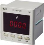 PZ194U-3X1 — вольтметр 1-канальный