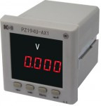 PZ194U-AX1 — вольтметр 1-канальный