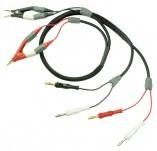 441 — тестовые провода кельвина - пинцеты