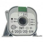 ПИТ-_-У-4/20-Б14—преобразователь измерительный постоянного и переменного тока