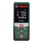 Bosch PLR 30 C — лазерный дальномер