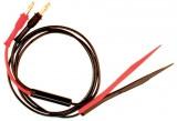 430 — Тестовые провода кельвина - пинцеты