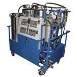 УВФ-2000 R-50—мобильная установка для очистки трансформаторного масла