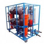 УВФ-3000 R-50—мобильная установка для очистки трансформаторного масла