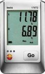 Testo 176 T2 — 2х-канальный логгер данных температуры с разъемом для высокоточного внешнего зонда (P ...