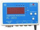 ИС-203.4—измеритель-регистратор (универсальный)