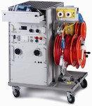 Syscompact 3000—компактная мобильная система для отыскания мест повреждений кабельных линий (32 кВ ...