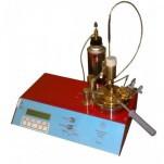 ТВЗ-П — полуавтоматический аппарат для определения температуры вспышки в закрытом тигле