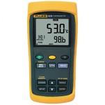 Fluke 53 II B — одноканальный цифровой термометр с регистрацией измерений