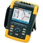 Fluke 434 II — анализатор качества электропитания