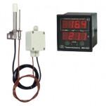 ИВА-6Б2-К — стационарный термогигрометр в щитовом исполнении для измерения влажности и температуры в ...