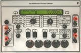 TE7061—модуль калибратора технологического контроля
