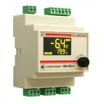 ИВА-6Б2-К-DIN — блок индикации термогигрометра в исполнении на DIN-рейку