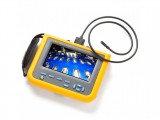 Fluke DS703 FC — диагностический видеоскоп высокого разрешения с функцией Fluke Connect