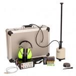 Трассофон — прибор для точного определения места повреждения электрического кабеля акустическим мето ...
