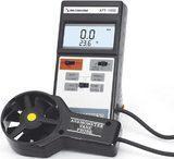 АТТ-1002 — крыльчатый анемометр-адаптер с выносным датчиком,  для измерения скорости потока воздуха  ...