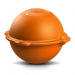 Tempo OmniMarker II OM-05 — шаровой пассивный маркер для телекоммуникаций (оранжевый)