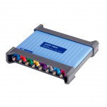 АКИП-74824—восьмиканальный цифровой запоминающий USB-осциллограф