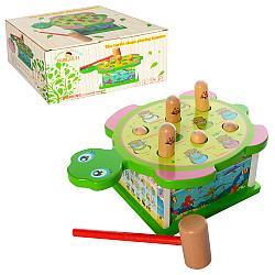 """Игра """"Play hamster"""" деревянная №5708"""