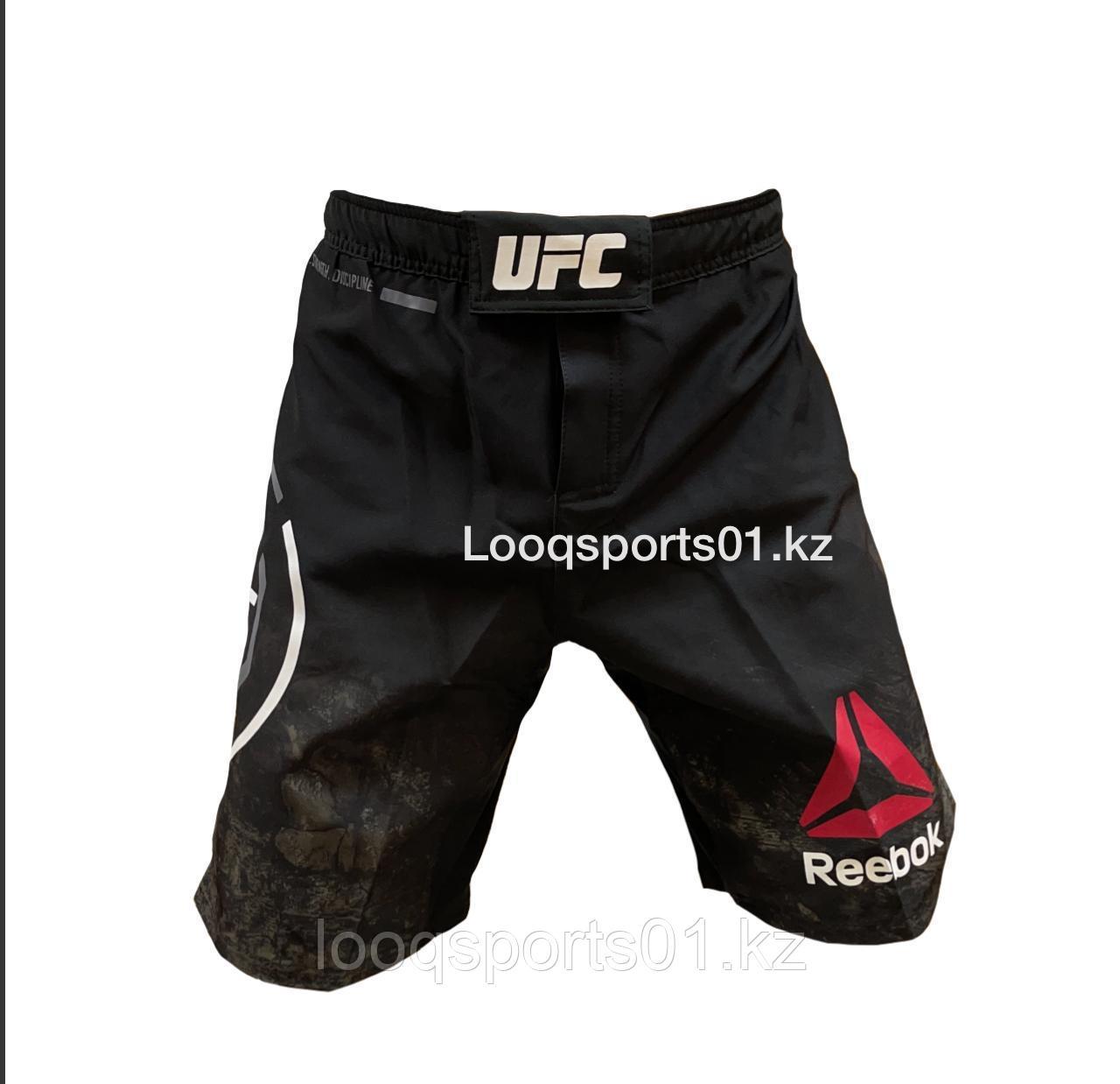 Спортивные шорты для мма (UFC Reebok)