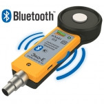 ЕЛайт03-БТ — люксметр-пульсметр-яркомер для смартфона с Bluetooth модулем