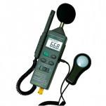 DT-8820 — многофункциональный тестер окружающей среды 4 в 1