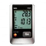Testo 176 P1 — 5ти-канальный логгер данных давления, температуры и влажности с внутренним сенсором и ...