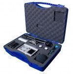 АССИСТЕНТ TOTAL+ — все опции: шумомер, анализатор спектра звук, инфразвук, ультразвук, виброметр тре ...