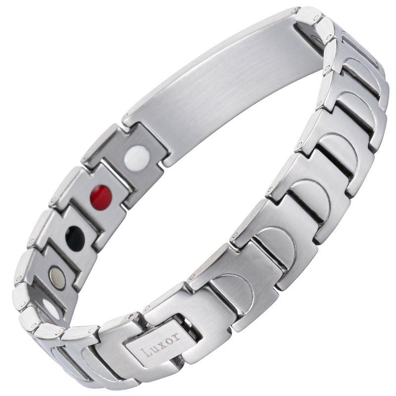 Магнитный браслет для гравировки - ID