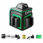 ADA Cube 360-2V GREEN Professional Edition—построитель лазерных плоскостей