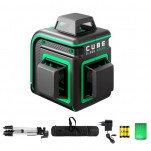 ADA Cube 3-360 GREEN Professional Edition—построитель лазерных плоскостей