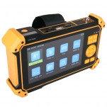 TSH-H-5 — универсальный монитор-тестер AHD/CVI/TVI/CVBS-видеосистем