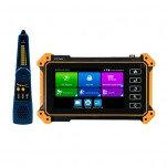 TIP-H-T-5 — универсальный монитор-тестер AHD/CVI/TVI/CVBS и IP-видеосистем